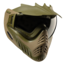 VForce Profiler Goggles - Olive Drab/Tan