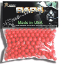 Grenade Launcher Paintballs .43 cal (Bag of 1000)