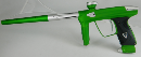 DLX Luxe 2.0 OLED Paintball Gun - Slime Green/White