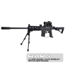 Project Salvo Sniper Paintball Gun
