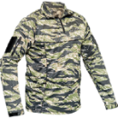Valken TANGO Combat Paintball Shirt - Tiger Stripe