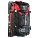 "GI Sportz Tankr 34"" Rolling Gear Bag - Red/Black"