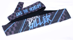 Contract Killer Punk Headband