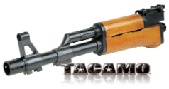 Tippmann A5 AK47 Wood Barrel Kit
