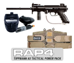 Tippmann A5 Tactical Power Pack
