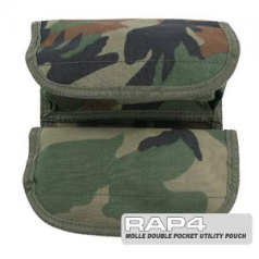 MOLLE Double Utility Pouch