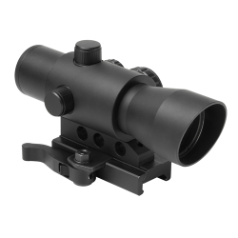 NCStar Mark III 4-Reticle Red Dot Scope