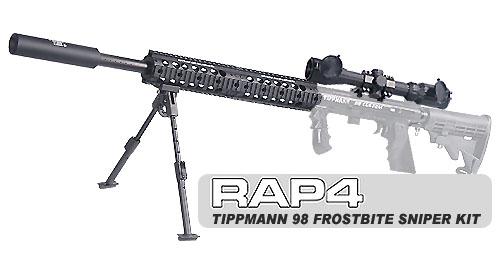 Tippmann 98 custom mp5 kit