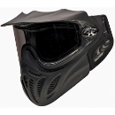Empire E-Vents Paintball Mask and Goggles - Black