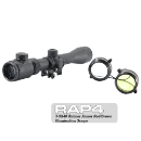 Tactical 3-9X40 Red/Green Illumination Scope