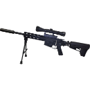 468 Bolt Action Sniper DMR Paintball Gun