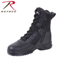 "Rothco Insulated 8"" Side Zip Tactical Boot"
