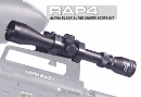 Tippmann Alpha Black Super Sniper Scope Kit