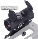 Red Dot Scope Kit with Offset Mount