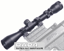 Tactical 9x32 Sniper Scope