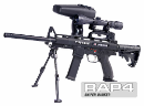 Tippmann X7 Phenom Sniper Paintball Gun