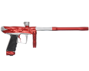Bob Long Onslaught Paintball Gun - Red/Silver