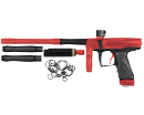 Bob Long VIS Paintball Gun - Dust Red/Black