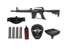 Empire BT Omega Legendary Paintball Gun Package