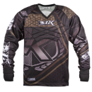 Contract Killer Hex Paintball Jersey - Brown