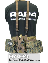 Rap4 Tactical Paintball Harness - Digi Camo