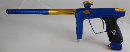 DLX Luxe 2.0 OLED Paintball Gun - Dust Blue/Gold