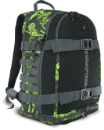 Planet Eclipse GX Gravel Backpack - Stretch Poison