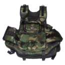 GXG Tactical Paintball Vest