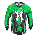 HK Army HSTL Paintball Jersey - Neon Green