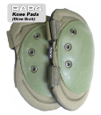 Rap4 Knee Pads - Olive Drab