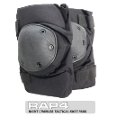 Night Crawler Tactical Knee Pads - Black