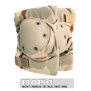 Night Crawler Tactical Knee Pads - Desert Camo
