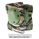 Night Crawler Tactical Knee Pads - Tiger Stripe