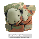 Night Crawler Tactical Knee Pads - Woodland