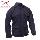 Rothco Rip-Stop BDU Paintball Shirt - Navy
