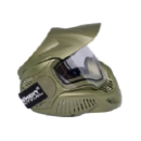 Annex MI-7 Paintball Mask - Olive