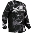 Valken Crusade Hatch Jersey - Grey