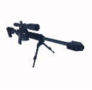 468 PTR M82 BOLT ACTION DMR SNIPER PAINTBALL GUN