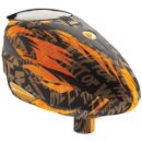 2012 Dye Rotor Paintball Loader - Orange Tiger