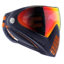2016 Dye Invision I4 Pro Mask - Orange Crush