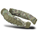 Planet Eclipse Overload HD Core Elbow Pads - Camo
