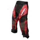 Valken Redemption Pants - Red Scar