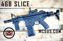 468 SLICE CUSTOM PAINTBALL GUN