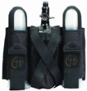 Tippmann Sport Series 2+1 Harness - Black