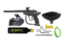 D3fy Conquest Paintball Gun Combo