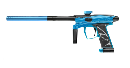 D3fy D3S Paintball Gun - Teal/Black/Teal