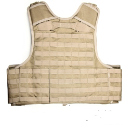 USMG Gunner Armor Paintball Vest
