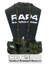 Rap4 Tactical Paintball Harness - Cadpat