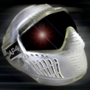 Hawkeye Paintball Mask - Limited Edition Clear
