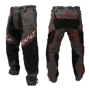 Exalt 2014 V3 Paintball Pants - Grey/Red